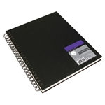 Daler-Rowney Simply Sketchbook - 65lb 80 Sheet Wirebound Book