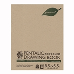 Pentalic Recycled Drawing Book