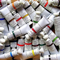 M. Graham Complete - Set of All 35 Gouache Colors in 15ml Tubes