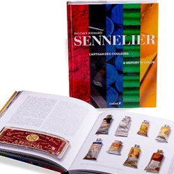 Sennelier Book - A History in Color
