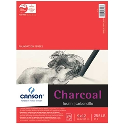 Canson Charcoal Pad