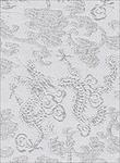 Satin Brocade Book Cloth
