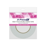 X-Press It High Tack Double Sided Tissue Tape - 1/2 Inch x 55 Yards