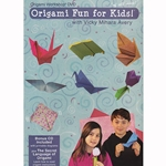 Origami DVD- Origami Fun for Kids with Vicky Mihara Avery