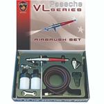 Paasche Airbrush Model VL Double Action Airbrush Set