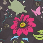 Hanna Werning Decorative Paper- Turtletour 19x27 Inch Sheet