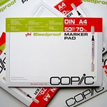 COPIC Bleedproof Marker Pad