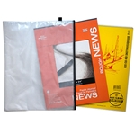 Mesh Zip Bag with 18x24 Inch Drawing & Newsprint Pads
