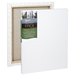 "Fredrix Pro Belgian Linen Stretched Canvas - 18""x24"""