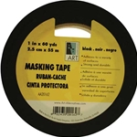 Art Alternatives Acid-Free Black Masking Tape