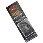 General's Charcoal Drawing Pencils