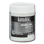 Liquitex Natural Sand - 237ml (8 oz)