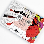 Pepin Postcard Colouring Postcard - Bali