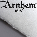 "Speedball Arnhem 1618 Printmaking Paper - Warm White 245GSM - 22""x30"""