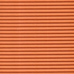 Corrugated E-Flute Paper- Orange