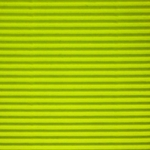 Corrugated E-Flute Paper- Fluorescent Yellow