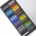 Girault Soft Pastel Sets - Mowry A - Set of 50 Colors