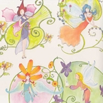 Tassotti Paper- Flower Faeries 19.5x27.5 Inch Sheet