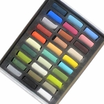Sennelier Pastel Half Stick Set - Plein Air Landscape Set - Set of 30