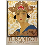 """Vintage Prints"" by Rossi of Italy- Turandot"