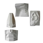 Plaster Cast Small Scale Perspective 4 Piece Set