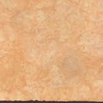 Amate Bark Paper from Mexico- Solid Melon 15.5x23 Inch Sheet