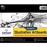 "Canson Plein Air Illustration Artboard Pad - 8""x10"""