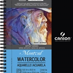 "Canson Artist Series Watercolor Pad - 5.5""x8.5"""