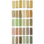 Terry Ludwig Pastels - Thirty Shades of Nature Set of 30