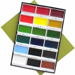 Gansai Tambi Watercolor Set - 18 Colors