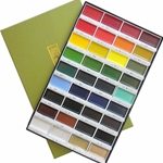 Gansai Tambi Watercolor Set - 36 Colors