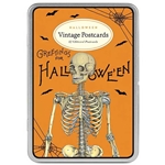 *NEW!* Cavallini Halloween 2 Postcards