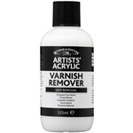 Winsor & Newton Artists' Acrylic Varnish Remover - 125ml Bottle