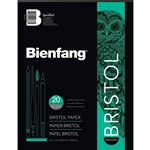 "Bienfang White Drawing Bristol Pad - 9""x12"" 20 Sheets"