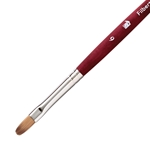 Princeton Velvetouch Mixed Media Brushes - Filbert