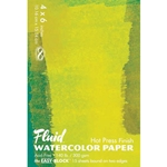 Fluid Watercolor Paper Blocks - Hot Press