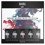 Liquitex Professional Acrylic Ink Muted Colors Set of 5