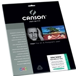 Canson Infinity - Arches Aquarelle Rag Watercolor Photo Paper