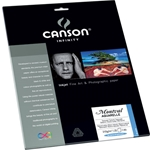 "Canson Infinity - Montval Aquarelle - Pack of 10 - 310gsm 8.5""x11"" Sheets"