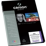 Canson Infinity - Rag Photographique Duo 220 Photo Paper