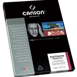 Canson Infinity - PhotoSatin Premium RC 270 Photo Paper