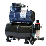 Paasche D3000R Airbrush Compressor With Tank