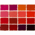 Diane Townsend Handmade Thinline Pastel Sets - Red Tones Set of 16 Pastels