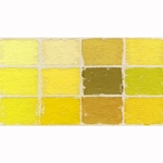 Diane Townsend Handmade Terrages Sets - Yellow Tones Set of 12 Pastels