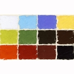Diane Townsend Handmade Terrages Sets - Landscape A Set of 12 Pastels