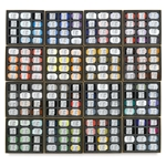 Diane Townsend Handmade Terrages Sets - Complete Set of 190 Pastels