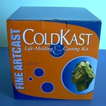 Art Molds ColdKast Life-Molding and Casting Kit