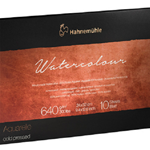 Hahnemuhle The Collection - Watercolour Blocks - Cold Pressed