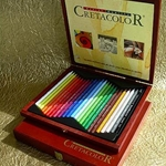 Cretacolor Aqua Monolith Watercolor Pencil Set
