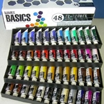 Liquitex Basics Acrylic Paint Set - 48